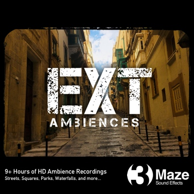 EXT: Ambience Recordings