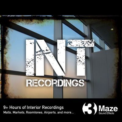 INT Interior Ambience Recordings