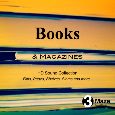 Books & Magazines: HD Sound Collection