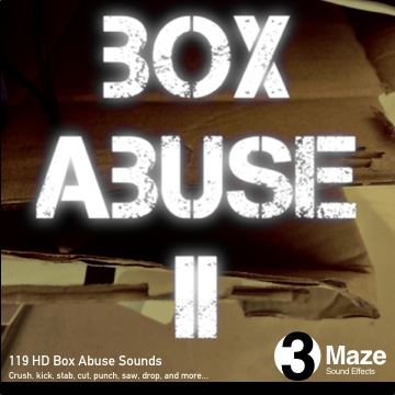 Box Abuse II: HD Sound Collection