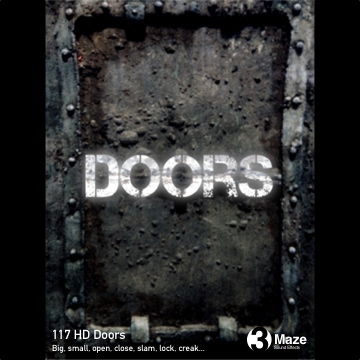 Doors: HD Sound Collection