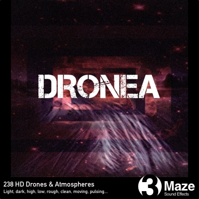 DRONEA: HD Sound Collection