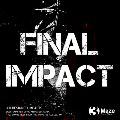 FINAL IMPACT Sound Collection