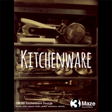 Kitchenware: HD Sound Collection