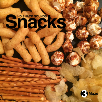 SNACKS: HD Sound Collection